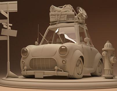 The Travel Car