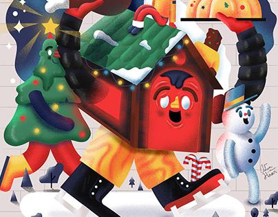 It's Merry