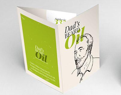 Dad's Beard Oil