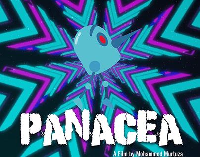 Panacea - Experimental 2D Motion Graphics Film