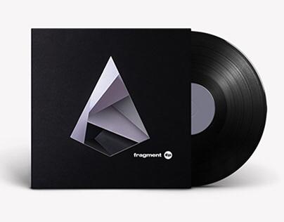 """Cover EP """"FRAGMENT"""" - Lecomte de Brégeot"""