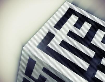 Labyrinth Exhibit | Motion