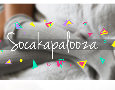 Socakapalooza branding