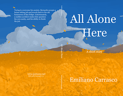 """All Alone Here"" Illustrations"