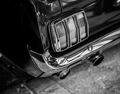 Ford Mustang Fastback GT 350 I