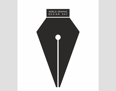 Αφίσα για την παγκόσμια ημέρα γραφιστικής