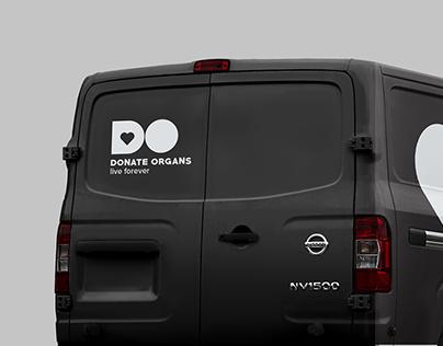 Brand Identity - DO-Donate Organs