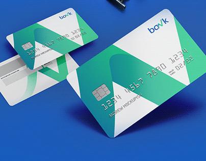 bavk - Branding