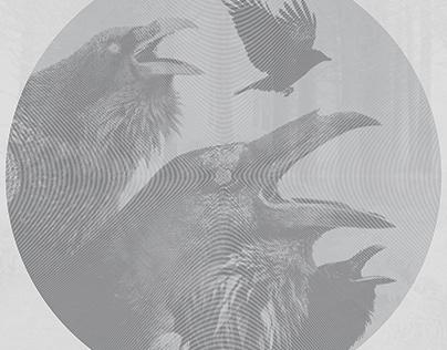 'Nevermore' - Raven