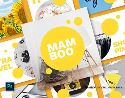 Mamboo Social Media Pack