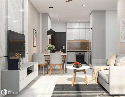 Modern apartment 2 bedrooms
