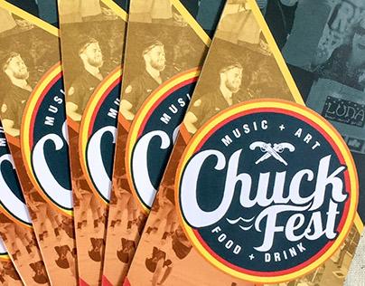 Chuck Fest 2017 Brochure