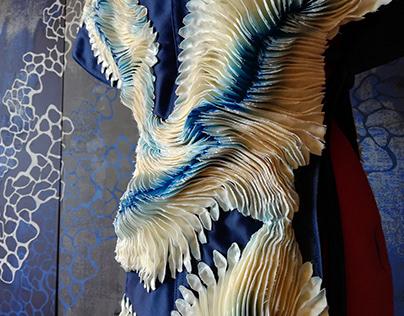 Metamorphosis / Corals / Contemporary fashion design