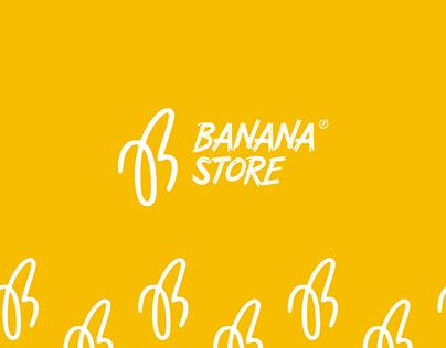 Banana Store Brand Identity