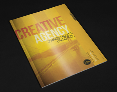 company profile brand book template on behance. Black Bedroom Furniture Sets. Home Design Ideas