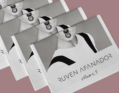 Ruven Afanador Branding and Promo