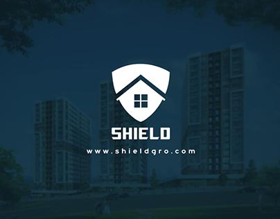 Shield Group Logo Design