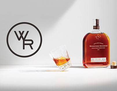 Woodford Reserve. New Brand DNA.