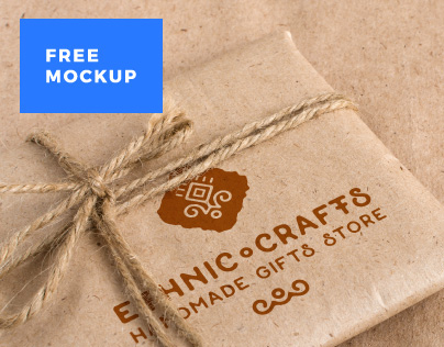 Free Craft Mockup