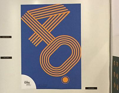 Grafik Tasarımcılar Meslek Kuruluşu / Poster Design