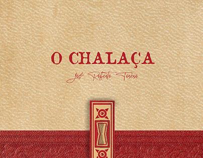 O Chalaça - Redesign da capa do livro