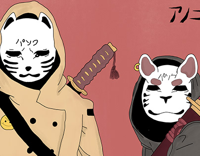 ANONYMOUS // アノニマス