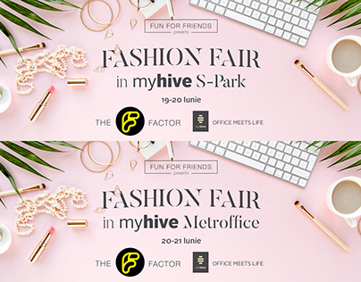 Fashion Fair Facebook Cover