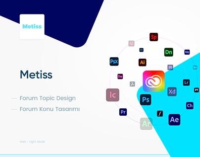 Metiss Topic Design