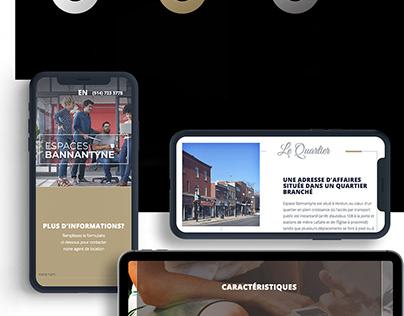 BANNANTYNE site web
