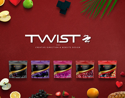 Twist Molasses - Website Design