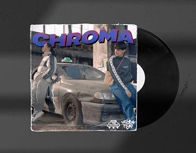 CHROMA - Album Cover