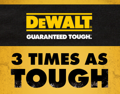 DeWalt Australia - Website Design
