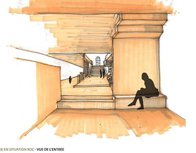 Bibliothèque privée - Thomas Boidin