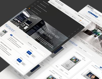 Commax - responsive eCommerce