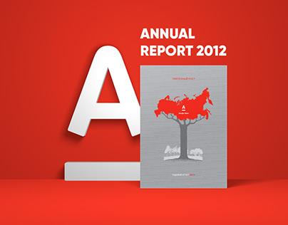 Alfa Bank Annual Report 2012