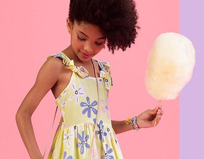 Hering Kids Verão 2019 ○ Cápsula Candy Colors