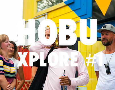 HOBU Xplore #1 By Dacosta Photography