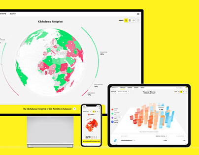 Globalance World: climate platform