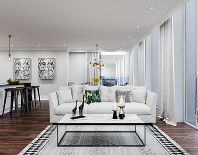 Designing a New York Apartment