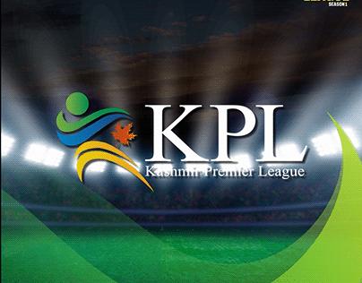 Social Media Campaign For Kashmir Premier League KPL