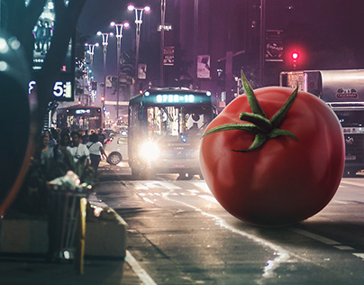 Strong tomato