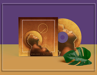 Grounded - Album Art / Brand Identity