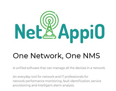 NetAppio - Intelligent Network Management System