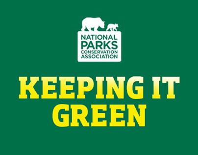 NPCA - Keeping It Green