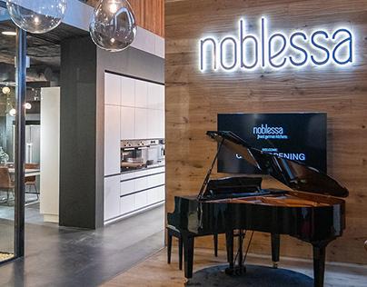 Noblessa / Diseño interior