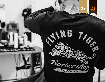 Flying Tiger Barbershop