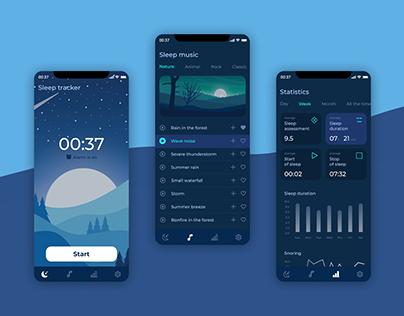 Sleep Tracker Mobile