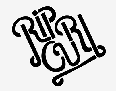 RIP CURL AUSTRALIA // Logo Design