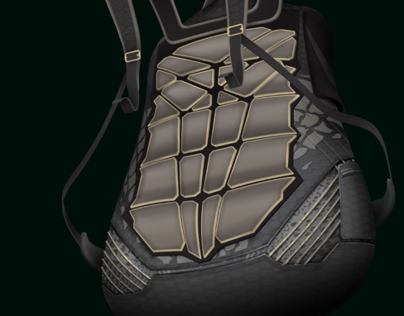 Nike   The Black Mambag