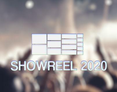 Motion Design & VR Showreel 2020